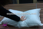 white hotel 100% cotton pillow inner