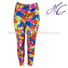 Similar to the Camo bright color personality Leggings