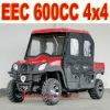 EEC 4x4 600cc 4 Seat Utility Vehicle