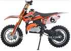 mini dirt bike JD49-5(49cc,2 stroke)