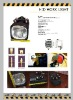 Mining hid xenon work light