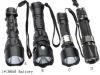 led flashlight,CREE Q3 LED ,FS-LC001(-A-B-C-D)---1*18650
