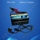 220-240v AC to 24V DC Battery Charger 20A 24V