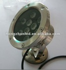 high power 12v 9w led underwater fountain light