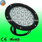 18w led underwater light for fountains 12v
