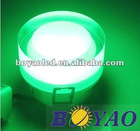 New Green 3W Acrylic Crystal LED Round Ceiling Light Down light Spot Lamp