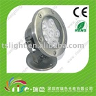 6W LED lamp underwater lighting fixtures