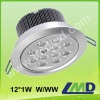 12*1W led up down light