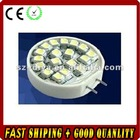 LED G4 light;18pcs 3528 SMD led;1.4W;DC12V input