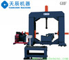 Linking and Straightening Machine for Formed Steel Pipe Model GHF1500