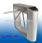 Access control tripod turnstile