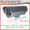 Best IP Camera Offer CCTV Security Camera H3-VH05 built-in IR-Cut 60m H.264 codec Quality as sony surveillance cameras 32GB