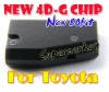 Original New Toyota 80 bit G chip for New Model For All Key