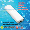 google Android 4.0 tv box Online TV E68
