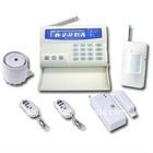 Wireless LCD GSM intruder alarm supplies