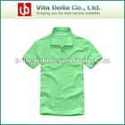 promotional men's cotton t-shirts polos