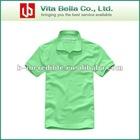 promotional men's cotton t-shirts polos