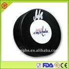 Various logo printed rubber Ice Hockey Puck