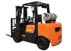 CPQD30F 3.0 ton LPG Gasline Forklifts Truck
