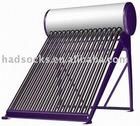active solar water heater
