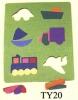 Children's toy mat