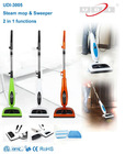 UDI-3005 Steam mop&Sweeper 2 in 1 steam mop