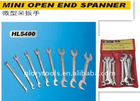 Mini Open End Spanner
