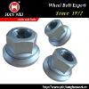 high strength hub nut M22*1.5*SW32*H30