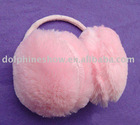Fashion winter plush ear muff