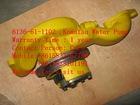 Komatsu Water Pump , Manufacturer Komatsu S6D105 ,SA6D105 ,PC200-1, PC200-2, 6136-61-1101, 6136-61-1101