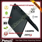 Lowest price 7 inch android 4.0 new quality laptops on sale
