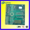 Gold-plating PCB