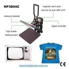 Auto Open Magnetic Heat Transfer Press machine (HP3804D)