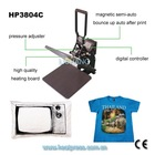 Auto Open Magnetic Heat Transfer Press machine (HP3804D)