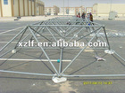 Stadium Stands Canopy Space Frame Project, steel structure