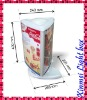 outdoor stand rotating advertising light box