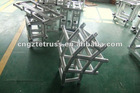 many side spigot truss connection,bolt truss connection,