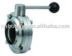 forging manual butterfly valve