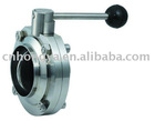 forging manual butterfly valve