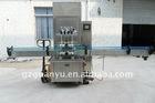 Four nozzles automatic filling machine