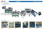 PE film Recycling Cleaning Line