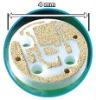 Thick film ceramics components