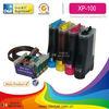 Ciss cartridges for Expression Home XP-200 XP-102 XP-302 ME401 PX-105