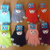Cartoon touch gloves for ipad/ipad mini