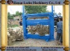 double-cylinder vertical wood splitting machine 0086 15333820631