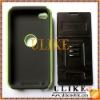 Musubo Retro Plastic + Silicon Microphone Case For iPod Touch 4