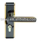 zamak handle lock with key
