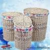 promotional wicker laundry basket