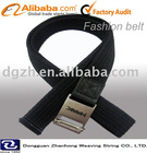 fashion fabric belt