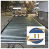 Roller or belt conveyor assembly line